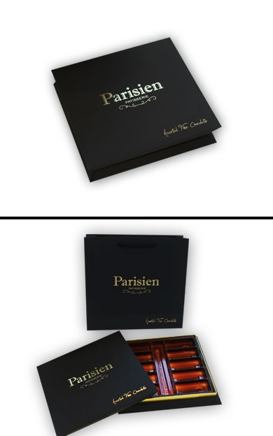 Parisien patisserie 500 gr madlen kutu ve anta for Divan madlen 750 gr